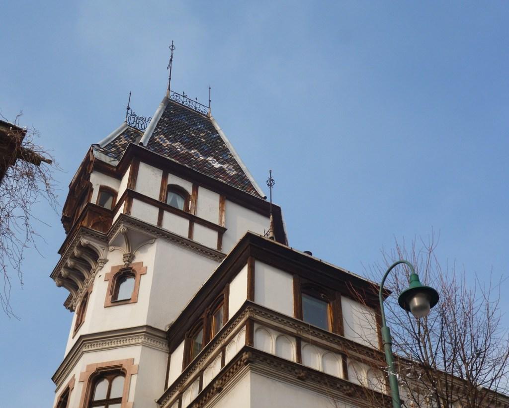 Башня виллы Генриха Рейтера. Фото: Елена Арсениевич, CC BY-SA 3.0