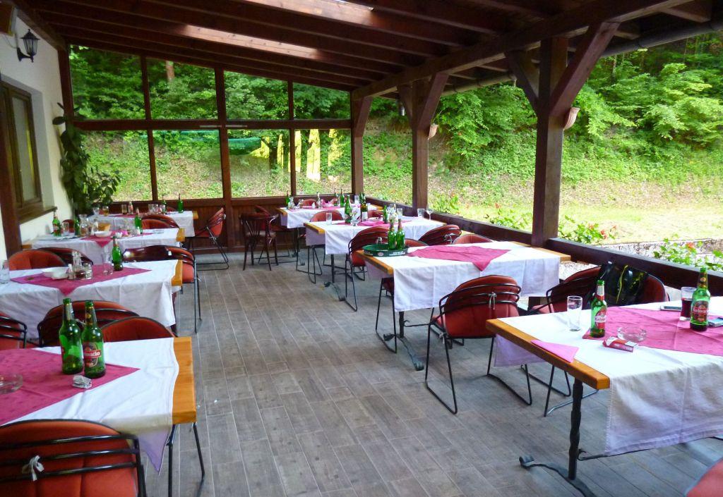 Ресторан Ribnjak. Фото: Елена Арсениевич, CC BY-SA 3.0
