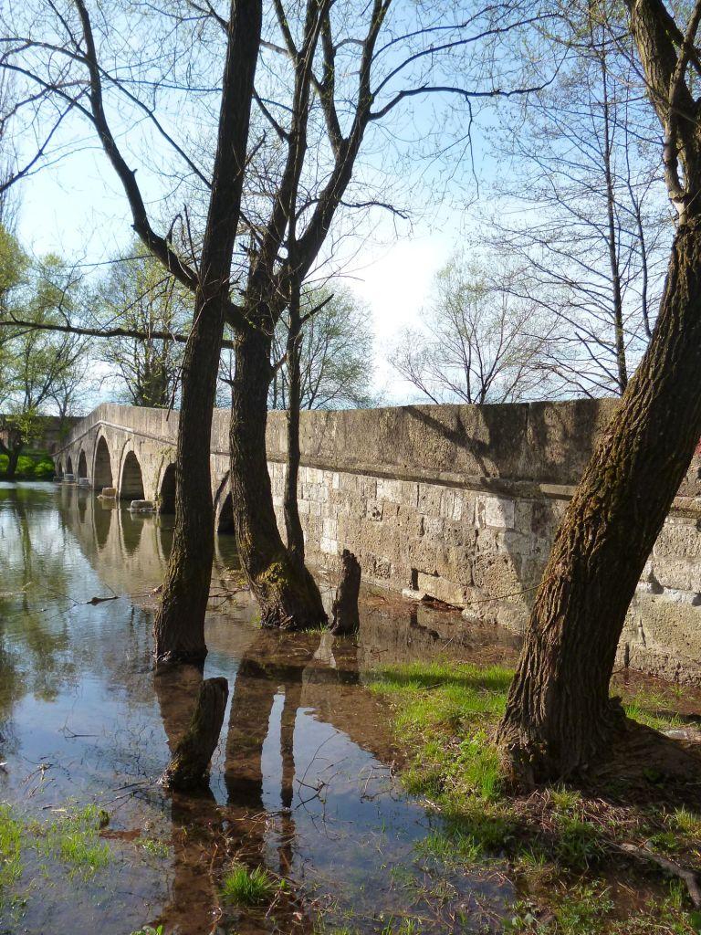 Римский мост весной. Фото: Елена Арсениевич, CC BY-SA 3.0