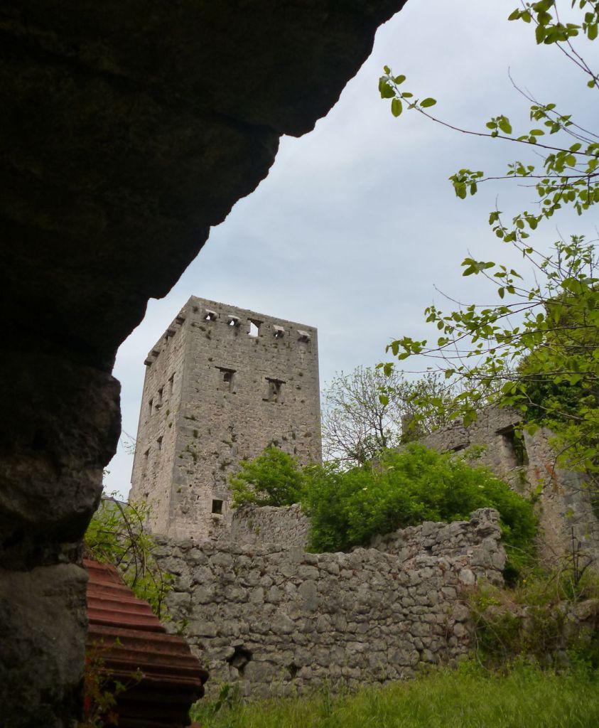 Жилая башня или кула. Фото: Елена Арсениевич, CC BY-SA 3.0