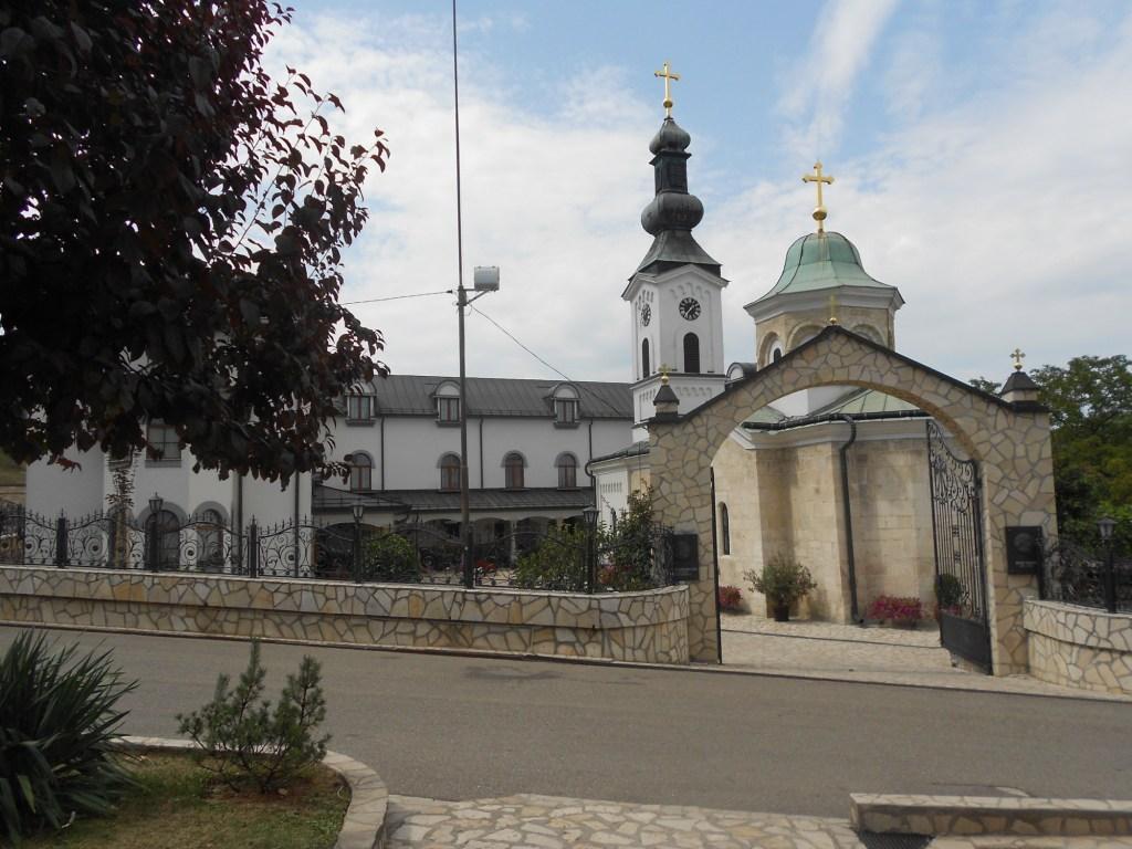 Монастырь Тавна. Фото: Елена Арсениевич, CC BY-SA 3.0