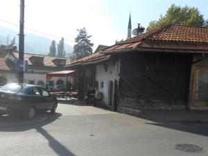 «Босанска кафена» на улице Телали. Фото: Елена Арсениевич, CC BY-SA 3.0