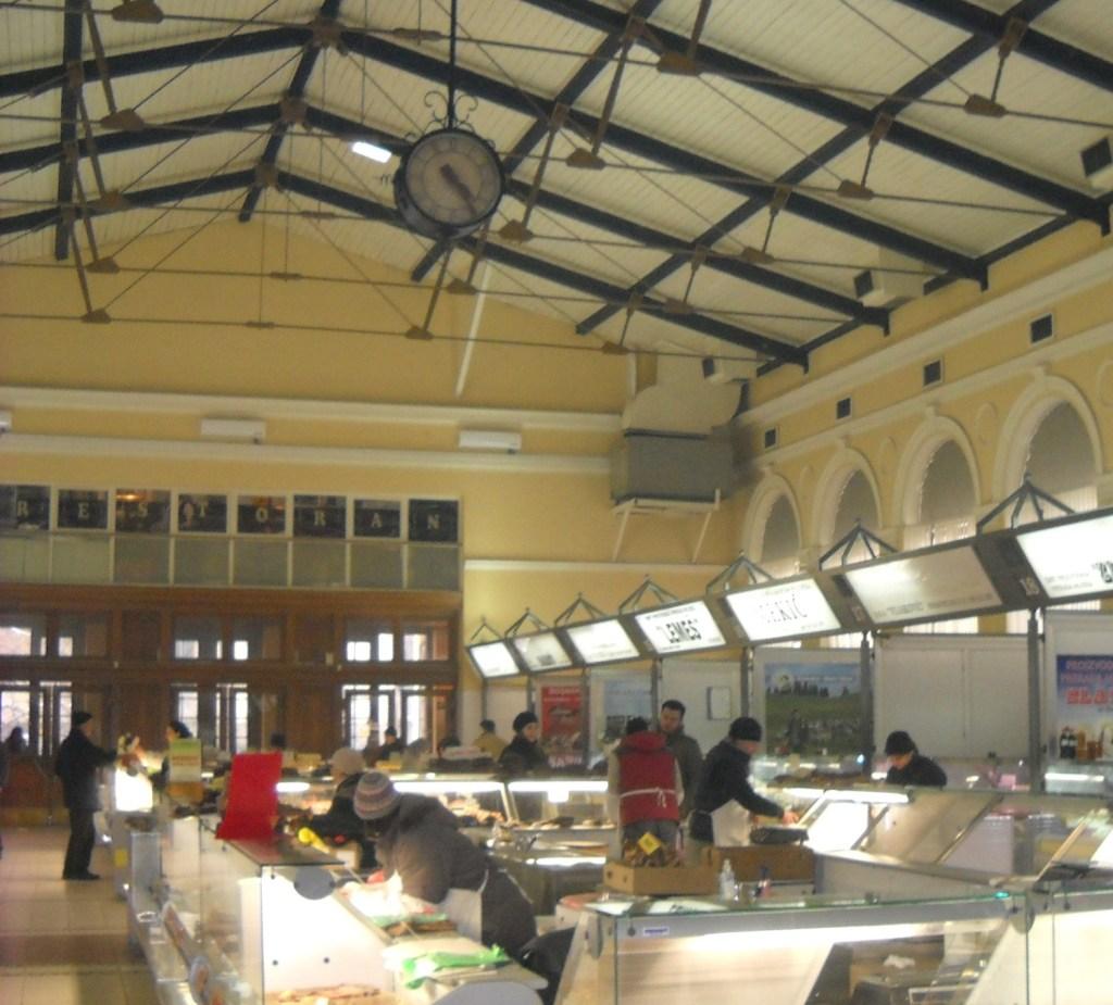 Интерьер рынка. Фото: Елена Арсениевич, CC BY-SA 3.0