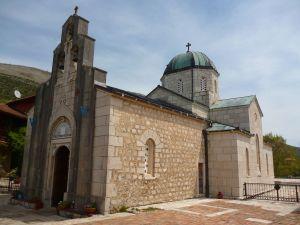 Церковь монастыря. Фото: Елена Арсениевич, CC BY-SA 3.0
