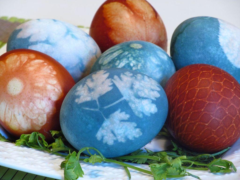 Пасхальные яйца. Ivana Sokolović, CC BY 2.0