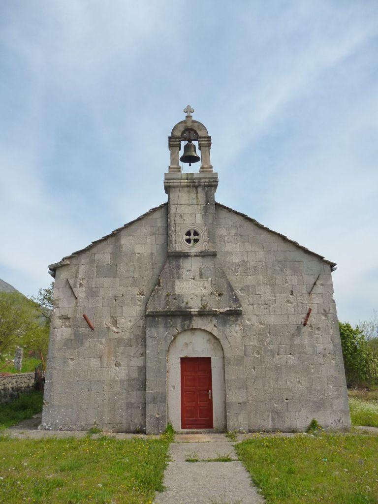 Церковь св. архангела Михаила в Величанах. Фото: Елена Арсениевич, CC BY-SA 3.0