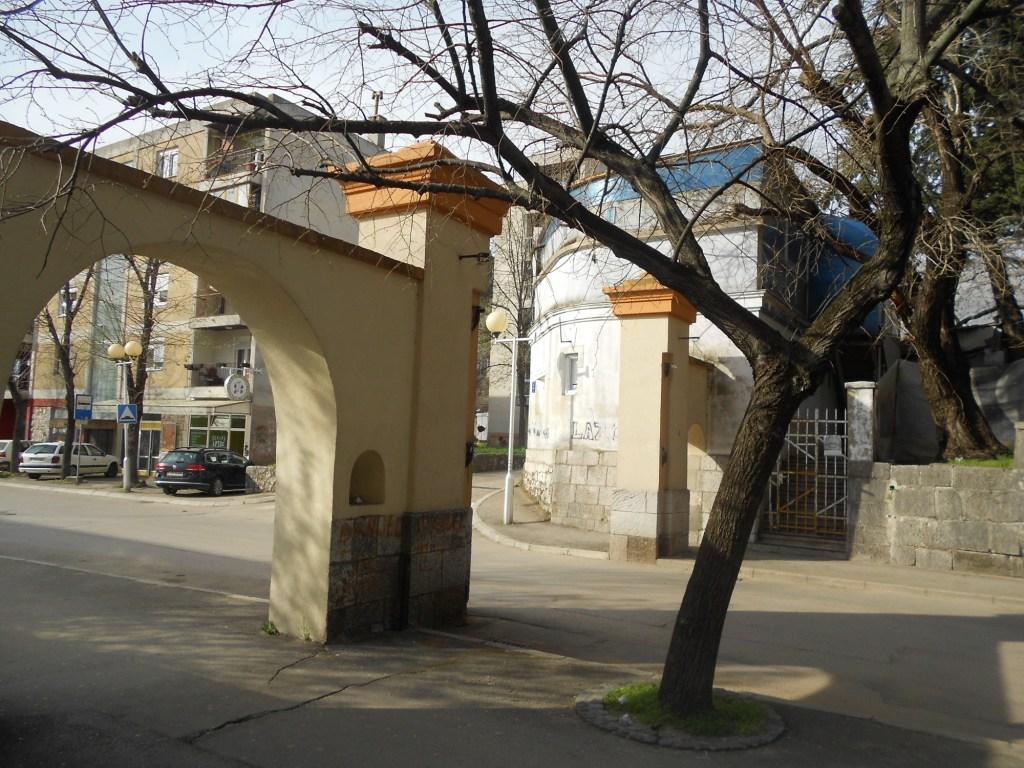 Дубровничские ворота: вид из города. Фото: Елена Арсениевич, CC BY-SA 3.0
