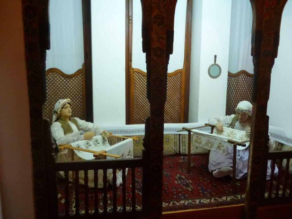 Экспозиция в Земальском музее. Сараево. Фото: Елена Арсениевич, CC BY-SA 3.0