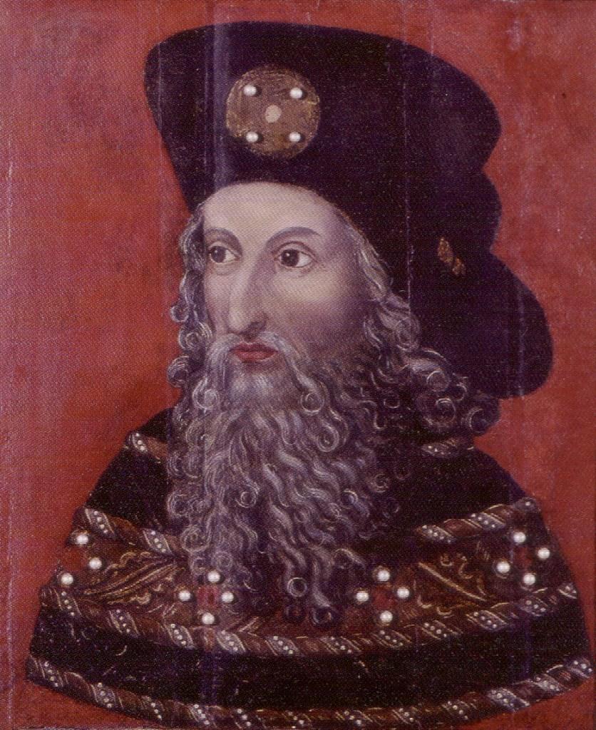 Король Сигизмунд. Anonymous, Public Domain
