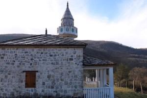 Скромная сельская мечеть. Фото: Елена Арсениевич, CC BY-SA 3.0
