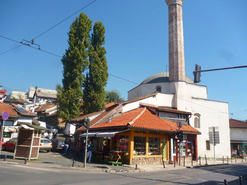 Чекрекчиина мечеть в Сараеве. Фото: Елена Арсениевич, CC BY-SA 3.0
