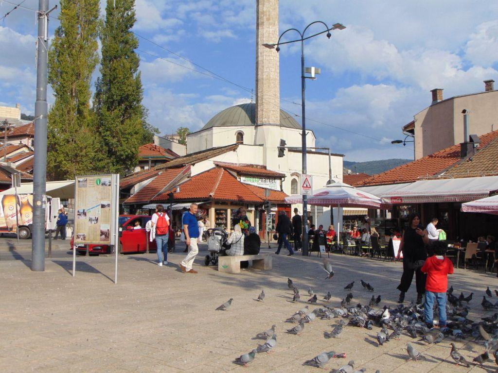 Чекрекчиина мечеть. Фото: Елена Арсениевич, CC BY-SA 3.0