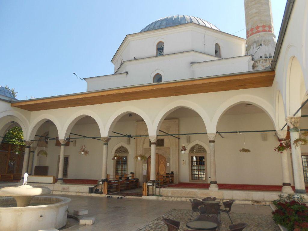Царева мечеть. Фото: Елена Арсениевич, CC BY-SA 3.0