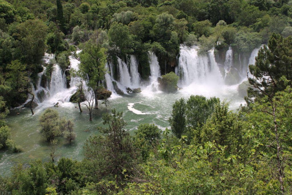 Водопад Кравица. Фото: Елена Арсениевич, CC BY-SA 3.0