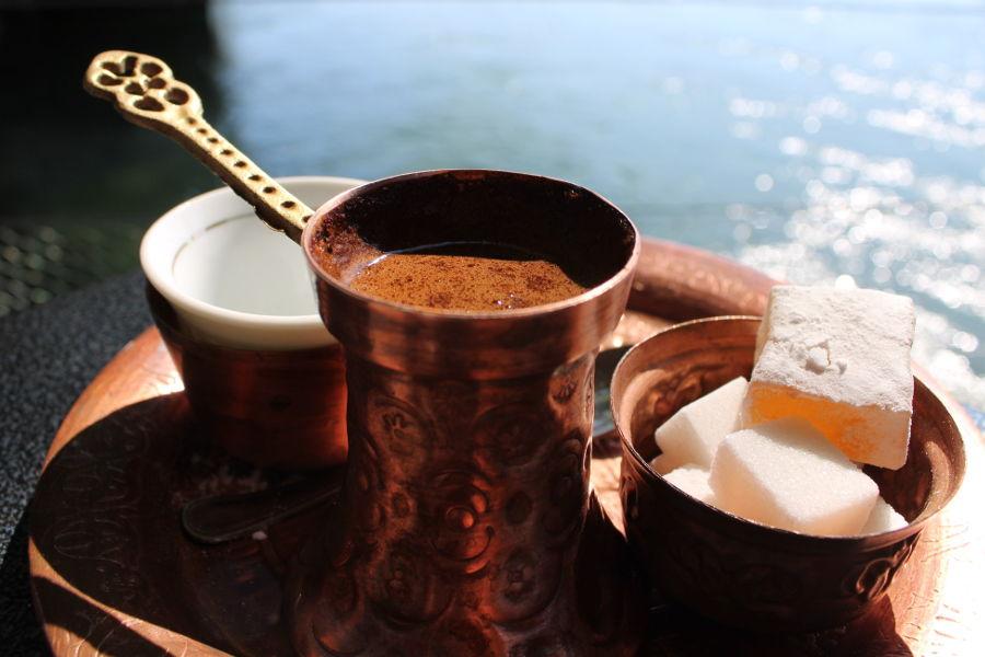 Кофе по-боснийск. Фото: Елена Арсениевич, CC BY-SA 3.0