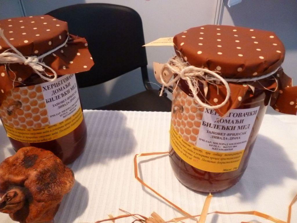 Мёд из Билечи. Фото: Елена Арсениевич, CC BY-SA 3.0