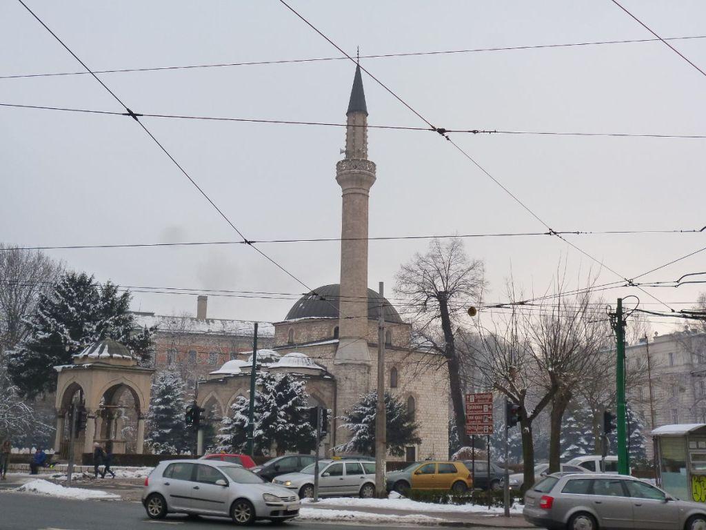 Мечеть Али-паши. Фото: Елена Арсениевич, CC BY-SA 3.0