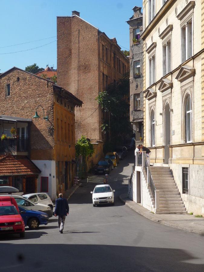 Петракиина улица. Фото: Елена Арсениевич, CC BY-SA 3.0