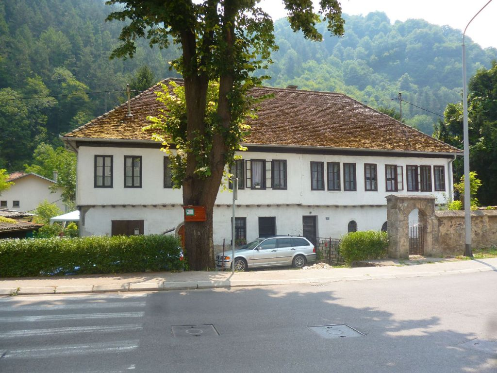 Старинный дом в Горнем Шехере. Фото: Елена Арсениевич, CC BY-SA 3.0