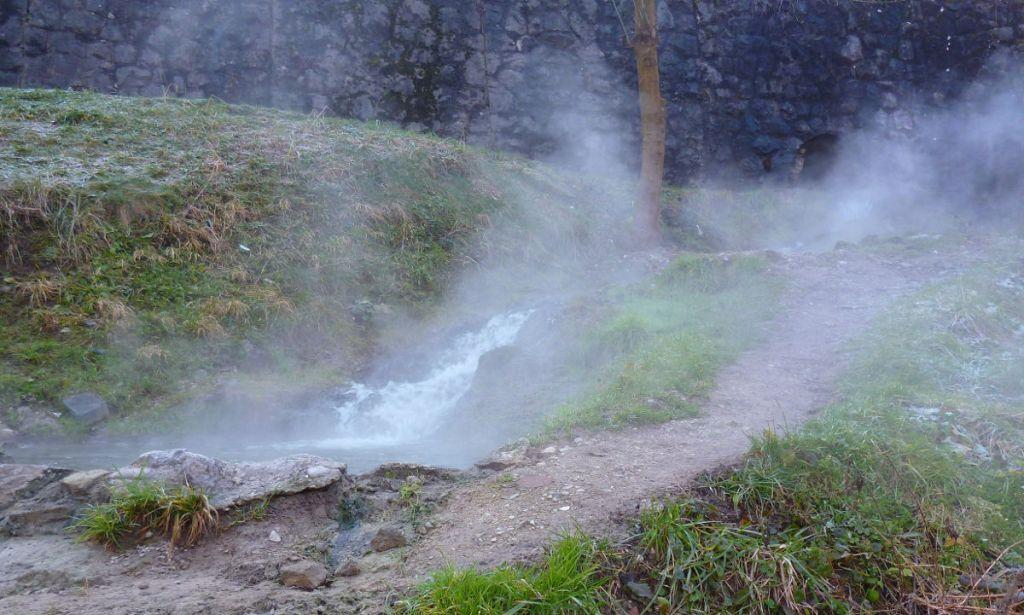 Тёплые источники на окраине Баня Луки. Фото: Елена Арсениевич, CC BY-SA 3.0