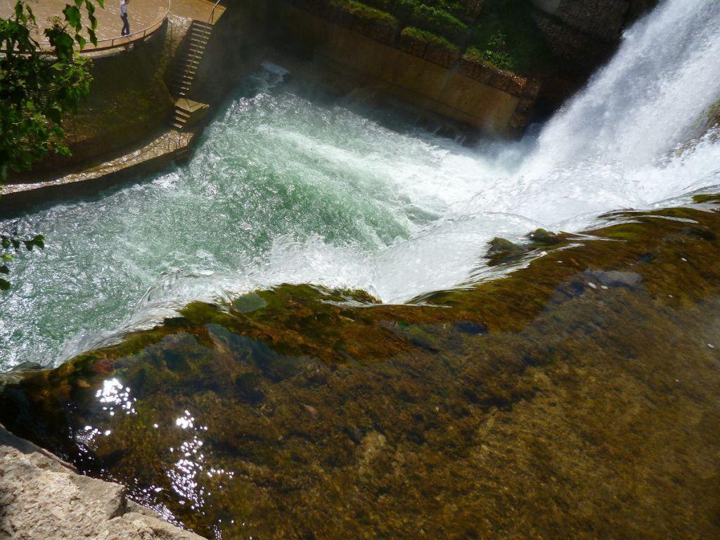 Над водопадом. Фото: Елена Арсениевич, CC BY-SA 3.0