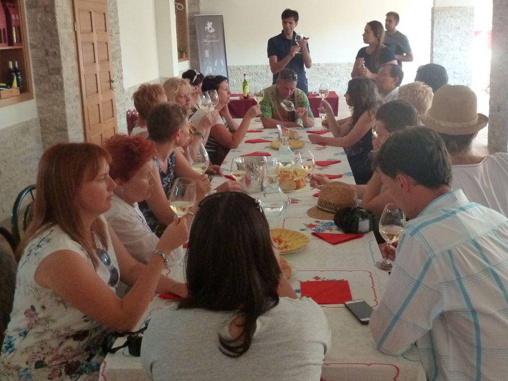 Дегустация герцеговинских вин. Фото: Елена Арсениевич, CC BY-SA 3.0