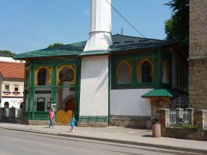 Мечеть Али-бега. Фото: Елена Арсениевич, CC BY-SA 3.0