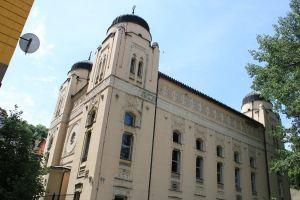 Ашкеназская синагога. Фото: Елена Арсениевич, CC BY-SA 3.0