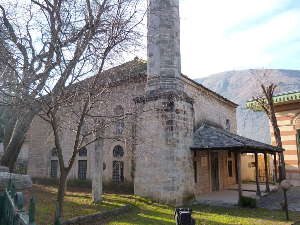 Мечеть Чейвана-чехаи. Фото: Елена Арсениевич, CC BY-SA 3.0
