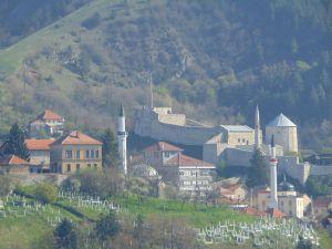 Крепость Травник. Фото: Елена Арсениевич, CC BY-SA 3.0