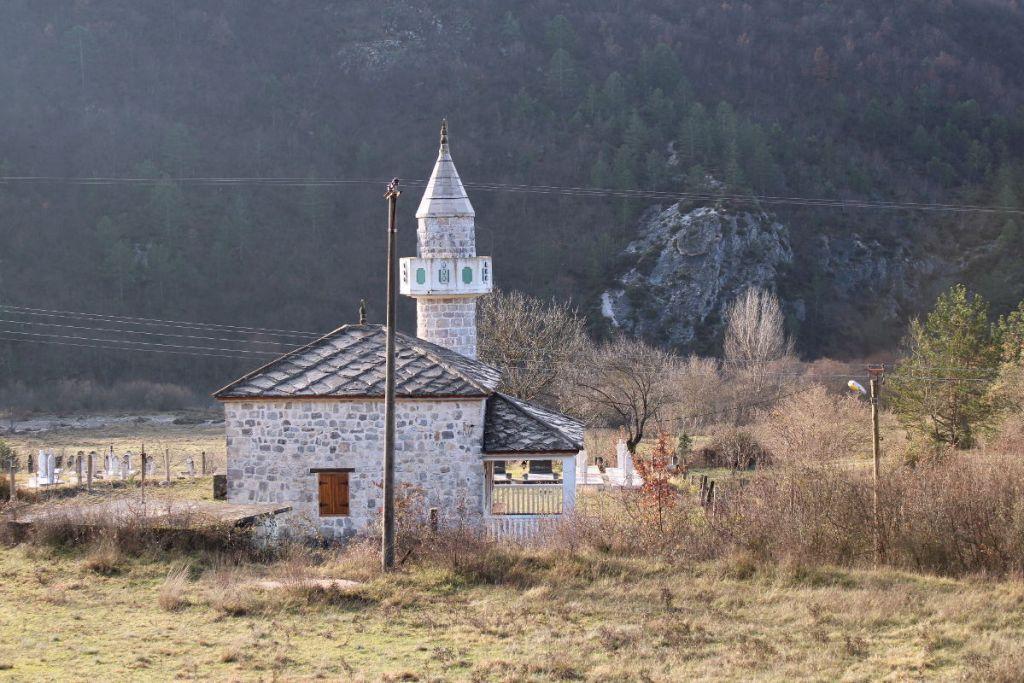 Маленькая сельская мечеть. Фото: Елена Арсениевич, CC BY-SA 3.0