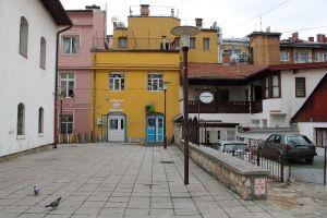 Велика авлия в Сараево. Фото: Елена Арсениевич, CC BY-SA 3.0