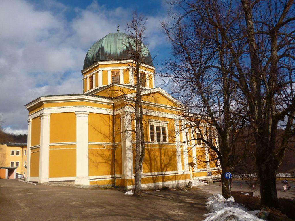Церковь Святого Духа. Фото: Елена Арсениевич, CC BY-SA 3.0