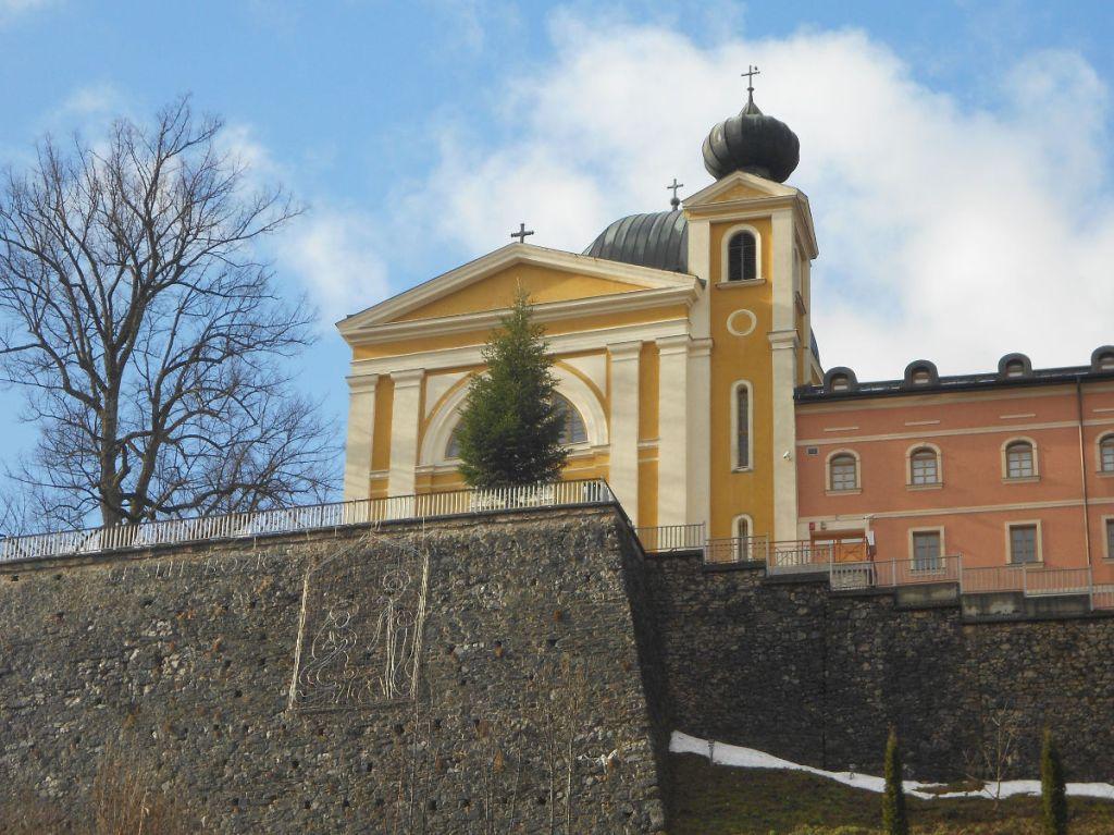 Монастырь св. Духа. Фото: Елена Арсениевич, CC BY-SA 3.0