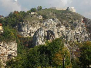 Белый бастион на месте средневековой крепости. Фото: Елена Арсениевич, CC BY-SA 3.0