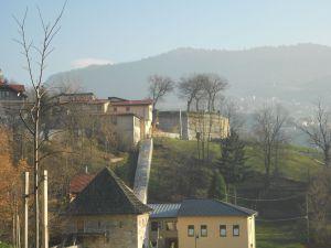 Фрагмент крепости. Фото: Елена Арсениевич, CC BY-SA 3.0