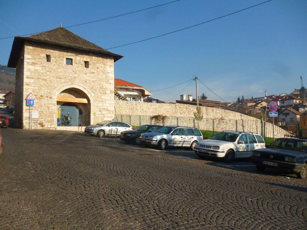 Ворота на Плоче. Фото: Елена Арсениевич, CC BY-SA 3.0