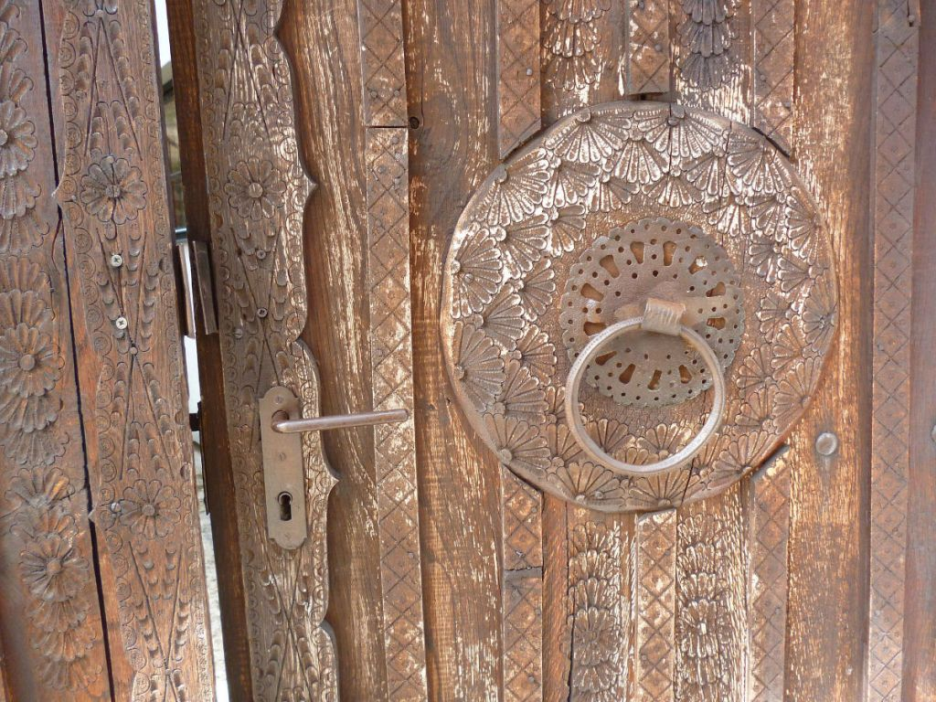 Дверь в Яйце. Фото: Елена Арсениевич, CC BY-SA 3.0
