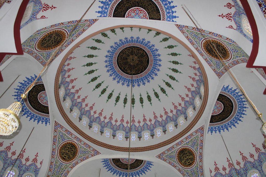 Декор куполов. Фото: Елена Арсениевич, CC BY-SA 3.0
