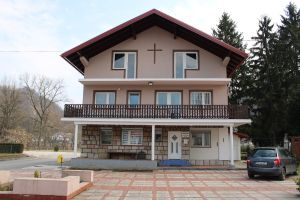 Дом приходского священника. Фото: Елена Арсениевич, CC BY-SA 3.0