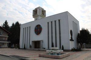 Церковь в Маглае. Фото: Елена Арсениевич, CC BY-SA 3.0