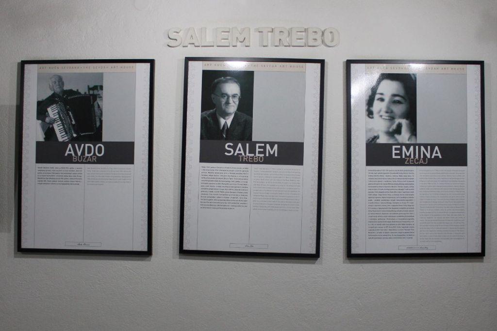 Фотографии и биографии прославленных исполнителей. Фото: Елена Арсениевич, CC BY-SA 3.0