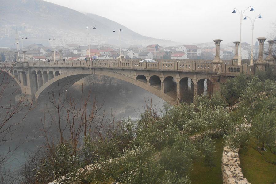 Царинский мост. Фото: Елена Арсениевич, CC BY-SA 3.0