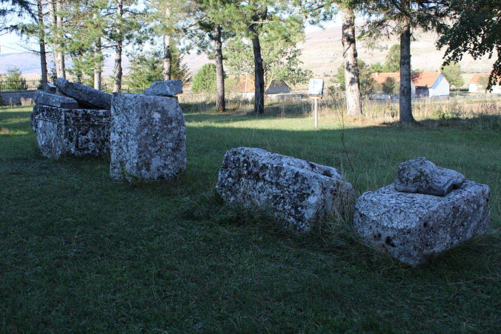 Римские памятники в Врбе. Фото: Елена Арсениевич, CC BY-SA 3.0
