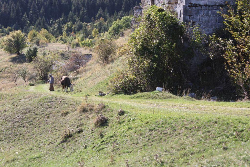 Под крепостью. Фото: Елена Арсениевич, CC BY-SA 3.0