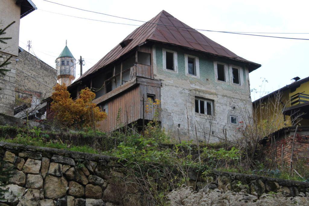 Старинный дом в Вароши. Фото: Елена Арсениевич, CC BY-SA 3.0