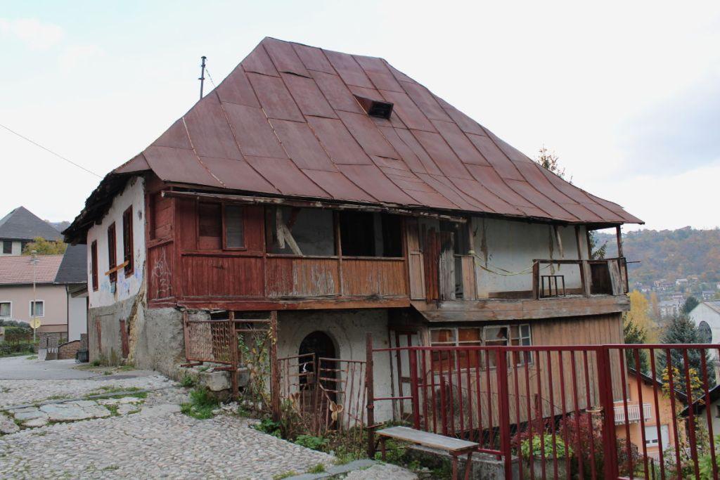 Дом в Вароши. Фото: Елена Арсениевич, CC BY-SA 3.0