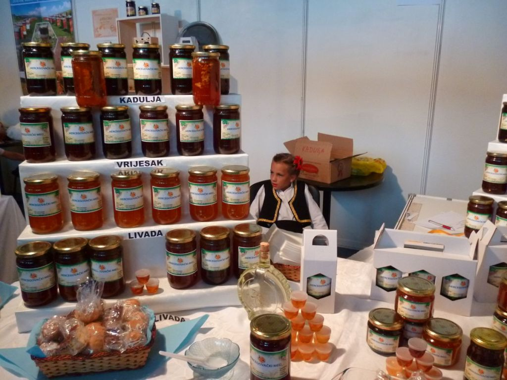 Билечский мёд. Фото: Елена Арсениевич, CC BY-SA 3.0