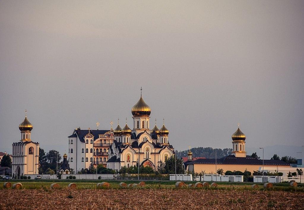 Монастырь св. Петки. Фото: Cikajoca, CC-BY-SA-4.0