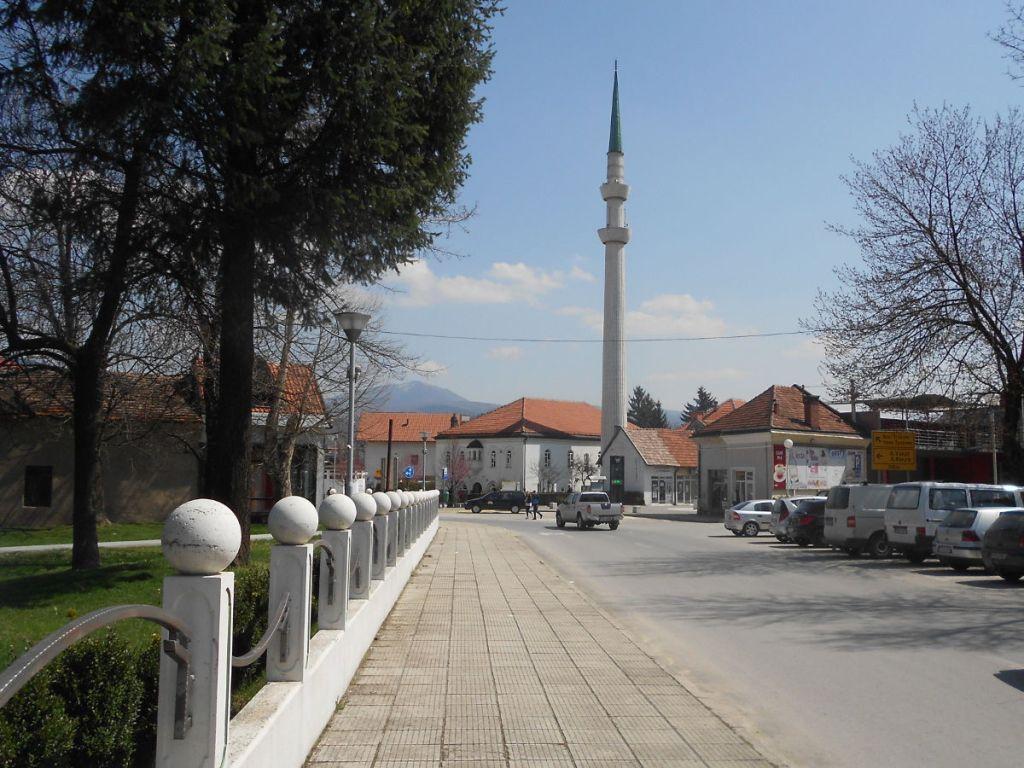 Мечеть султана Ахмеда Хана II. Фото: Елена Арсениевич, CC BY-SA 3.0